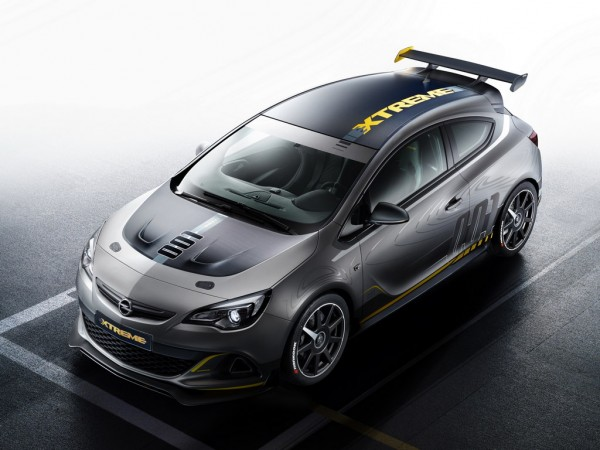 Opel Astra VXR Extreme-0