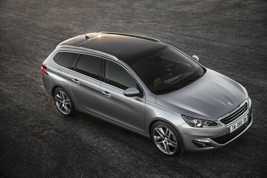 peugeot 308 sw details and specs