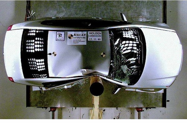 Pole Side Impact Test at All You Need to Know About Crash Tests