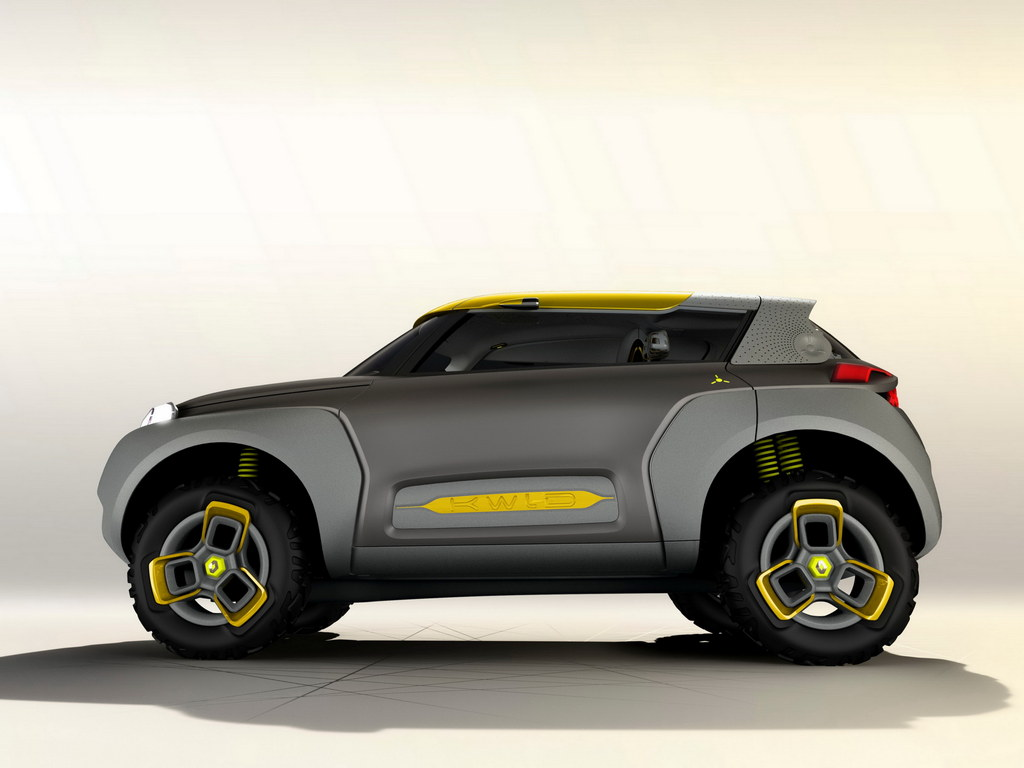Renault Kwid Concept 2 175x175 at Renault Kwid Concept Revealed with
