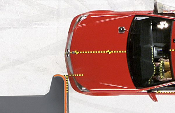 Small Overlap Tests at All You Need to Know About Crash Tests
