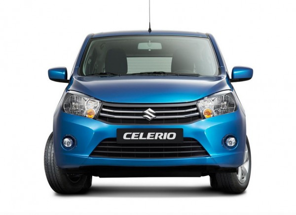 Suzuki Celerio 2 600x436 at Suzuki Celerio Announced for Geneva Motor Show