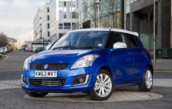 Suzuki Swift SZ L 0 600x380 at Suzuki Swift SZ L Announced for British Market