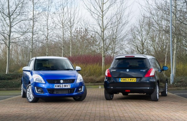 Suzuki Swift SZ L 1 600x389 at Suzuki Swift SZ L Announced for British Market