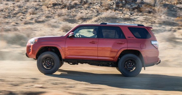 TRD toyota 4runner 600x315 at Toyota TRD Pro Series Officially Unveiled
