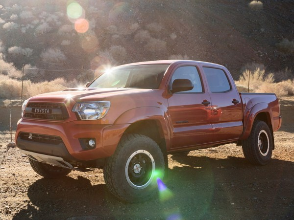 TRD toyota tacoma 600x450 at Toyota TRD Pro Series Officially Unveiled