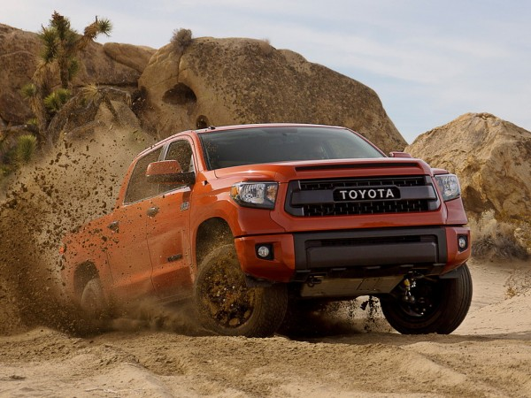 TRD toyota tundra 600x450 at Toyota TRD Pro Series Officially Unveiled