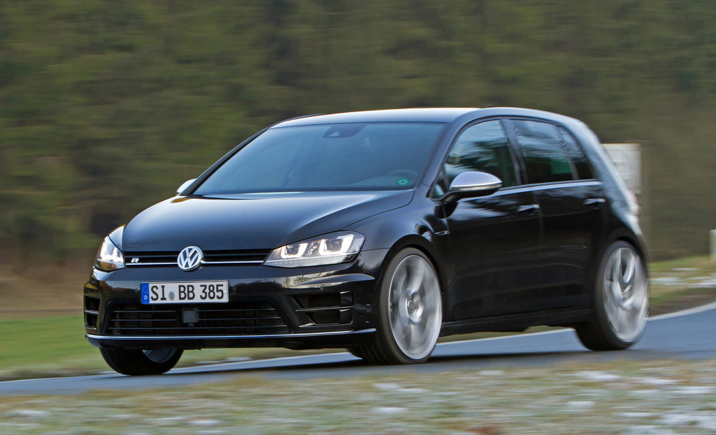 2014 Volkswagen Golf R By B Amp B