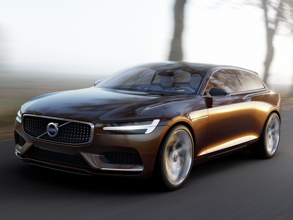 Volvo Concept Estate: Official Details