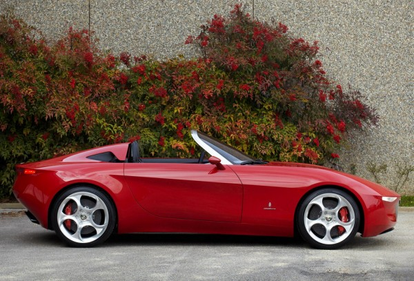New Alfa Romeo Spider To Be Powered By Abarth