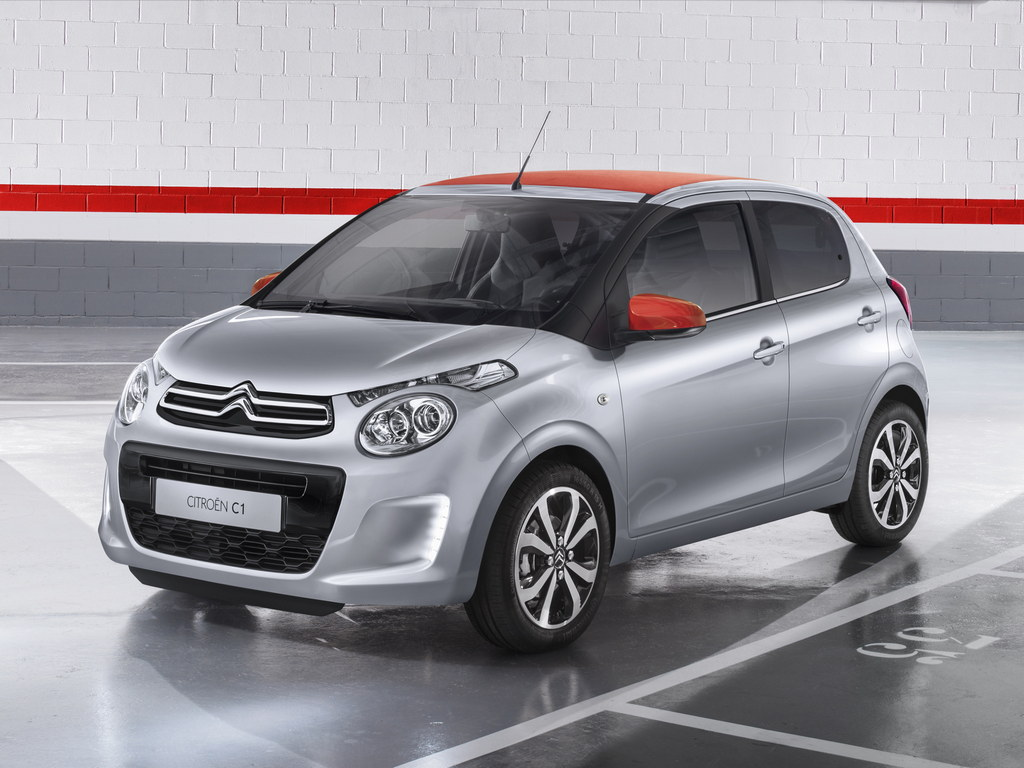 geneva preview new citroen c1 unveiled. Black Bedroom Furniture Sets. Home Design Ideas