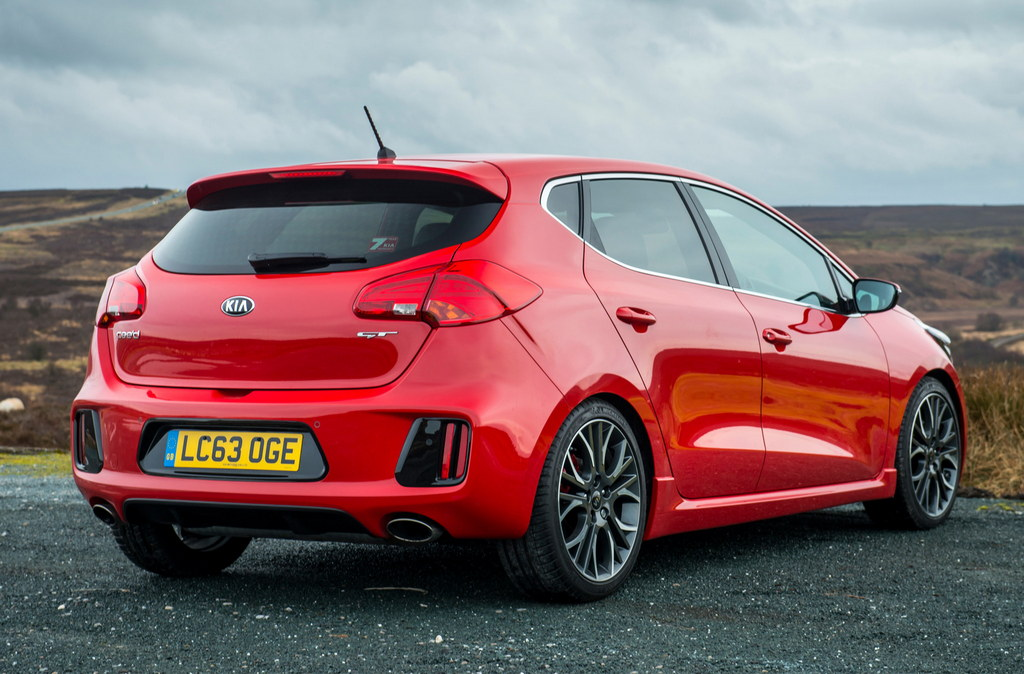 kia ceed gt uk pricing confirmed. Black Bedroom Furniture Sets. Home Design Ideas