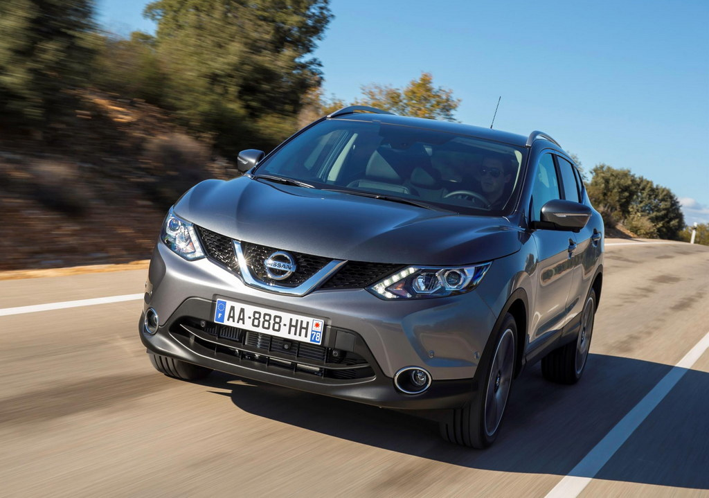 FiveStar Safety Rating for 2014 Nissan Qashqai