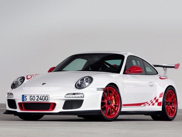 2010 Porsche 911 997 GT3 RS
