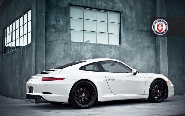2012 Porsche 911 991