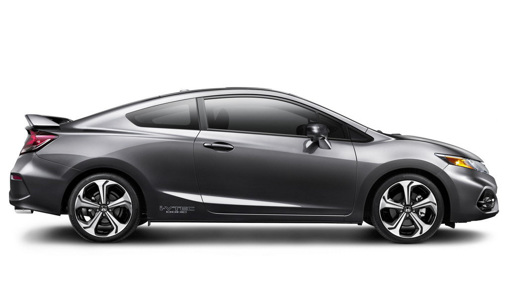2014 honda civic si coupe pricing confirmed. Black Bedroom Furniture Sets. Home Design Ideas