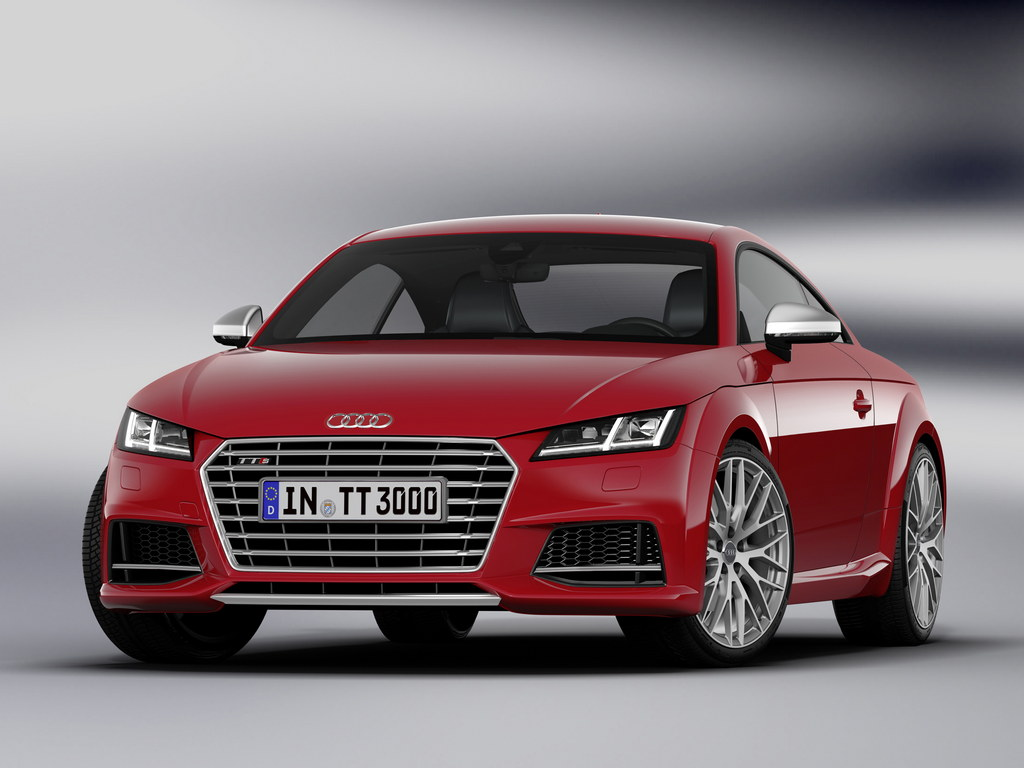 geneva 2014 2015 audi tt unveiled. Black Bedroom Furniture Sets. Home Design Ideas