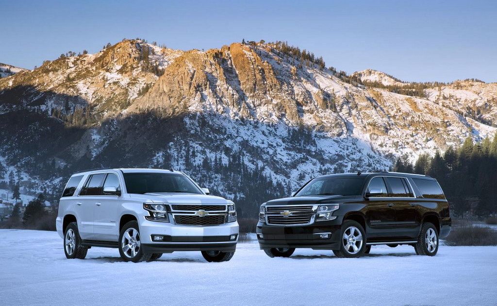 2015 chevrolet tahoe and suburban msrp announced. Black Bedroom Furniture Sets. Home Design Ideas