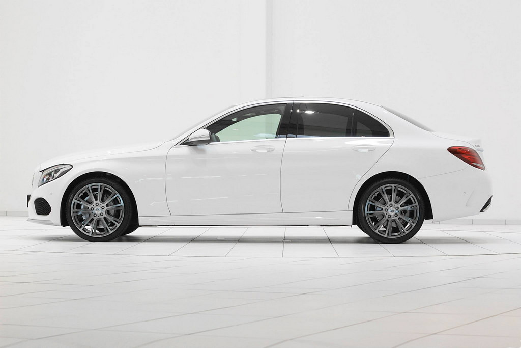 2015 mercedes c class by brabus stage 1 wheels for 2015 mercedes benz c300 tire size