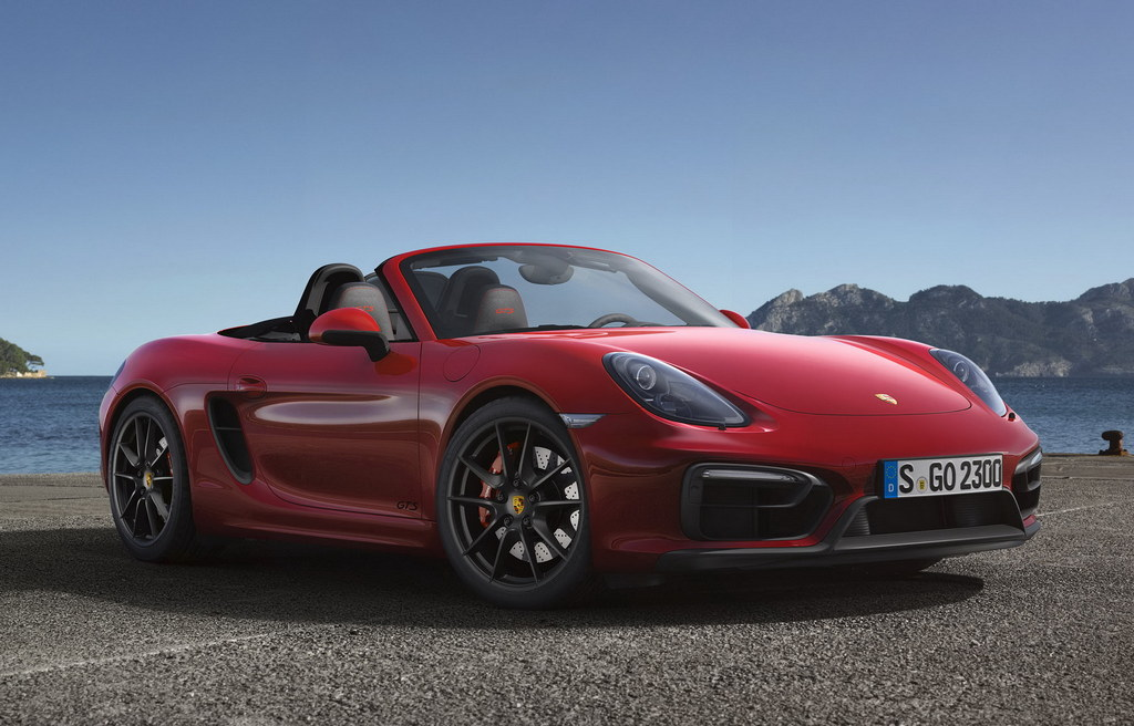 official 2015 porsche boxster gts. Black Bedroom Furniture Sets. Home Design Ideas