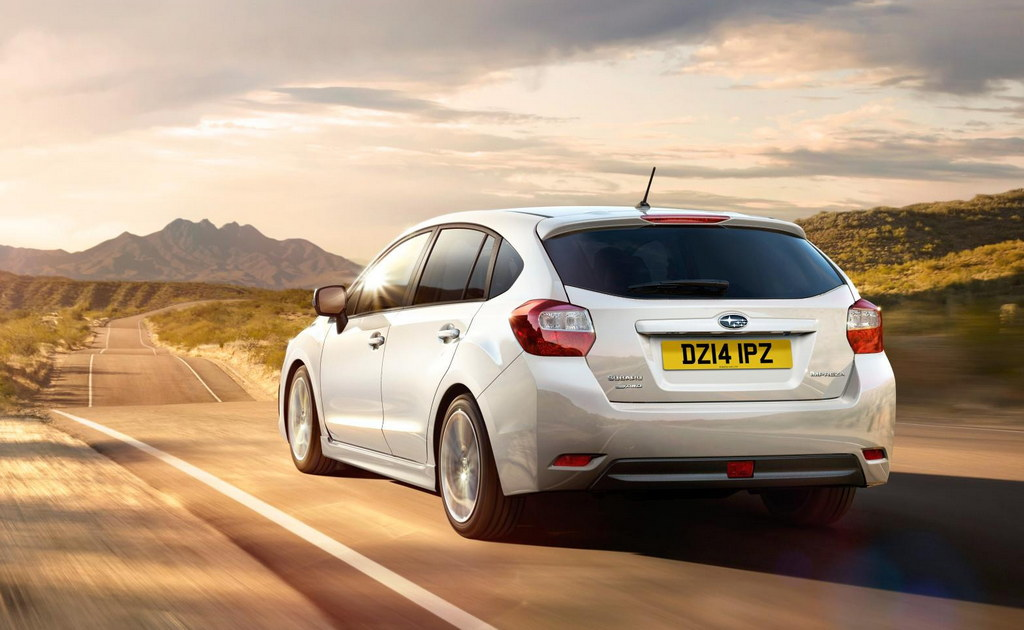 2015 Subaru Impreza Priced From 163 17 495 In The Uk