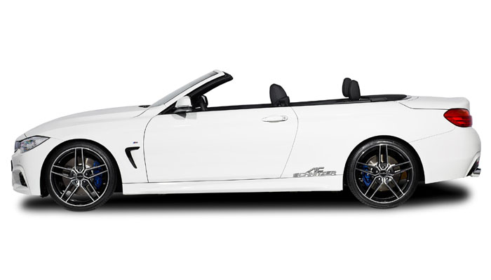 ac schnitzer bmw 4 series convertible tuning kit