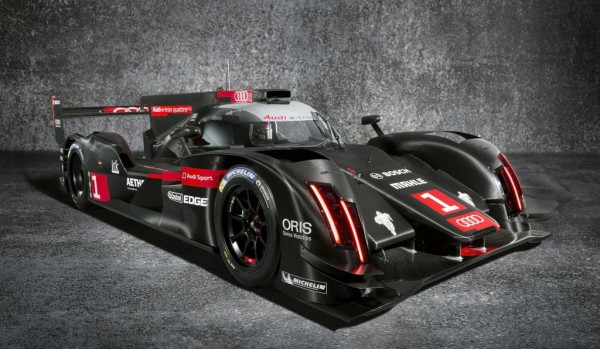 Audi R18 LMP1 1 600x349 at Audi R18 LMP1 Now Even Faster Thanks to e tron Quattro