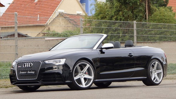 500 hp audi rs5 cabrio by senner tuning. Black Bedroom Furniture Sets. Home Design Ideas