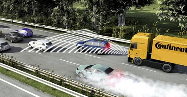 Auto braking systems