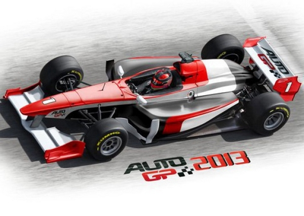 AutoGP World Series 2013 at The Long Road from Karting to Formula One
