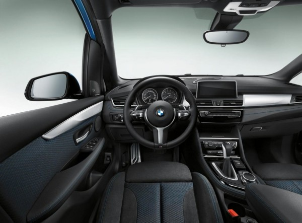 BMW 2 Series Active Tourer M Sport Kit 3 600x443 at BMW 2 Series Active Tourer M Sport Kit Revealed