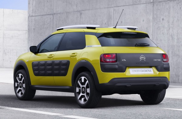Citroen C4 Cactus 1 600x392 at Citroen C4 Cactus Priced from 13,950 Euros