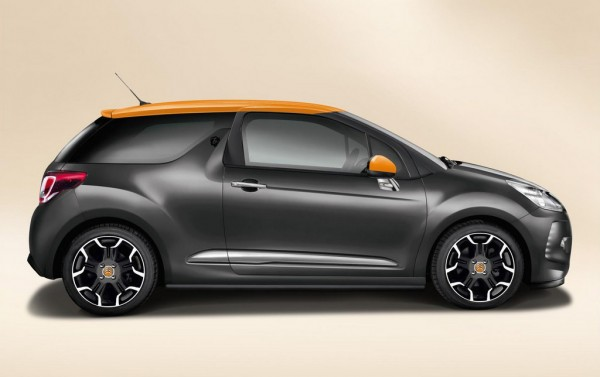 Citroen DS3 by Benefit 1 600x377 at Citroen DS3 by Benefit Priced from £14,795