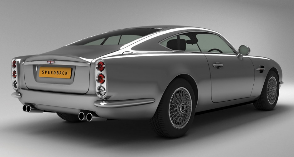 david brown automotive speedback revealed. Black Bedroom Furniture Sets. Home Design Ideas