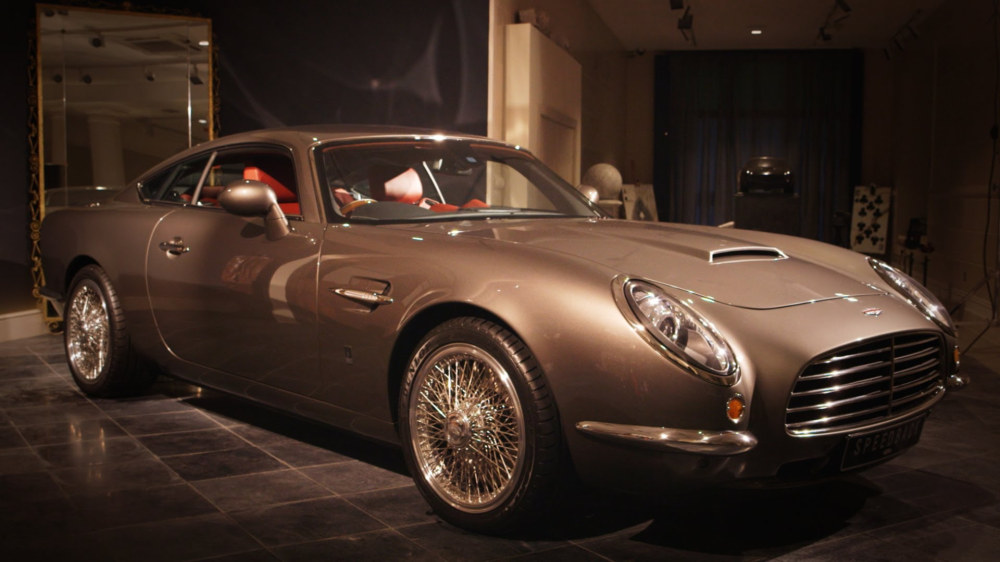David Brown Automotive Speedback Revealed