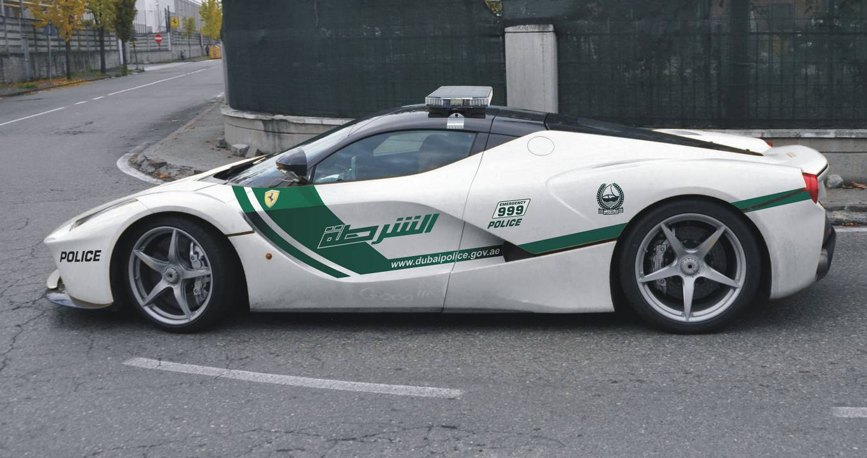 Dubai Police Cars | 2015 Best Auto Reviews
