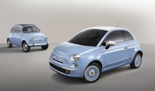Fiat 500 1957 Edition 1 600x352 at Fiat 500 1957 Edition Pricing Announced