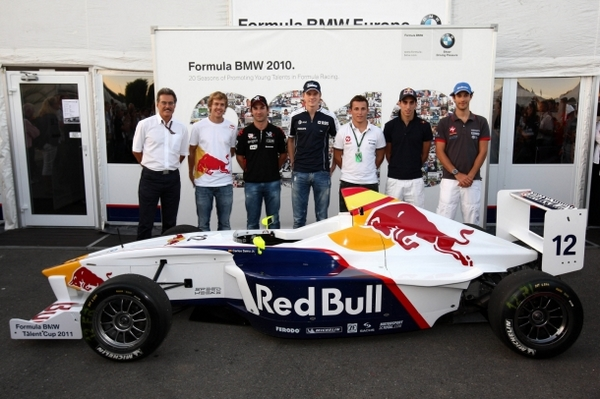 Formula BMW 2010 at The Long Road from Karting to Formula One