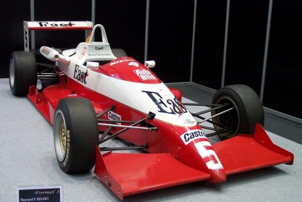 Formula Three 600x403 at The Long Road from Karting to Formula One