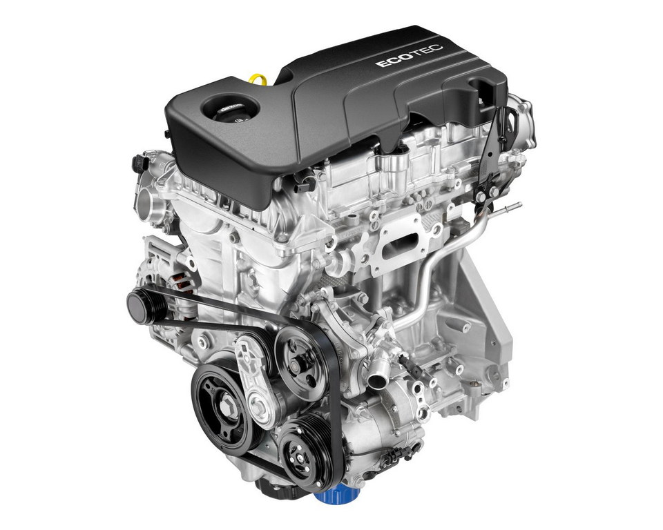 GM Small-Displacement Ecotec Engine Lineup Announced