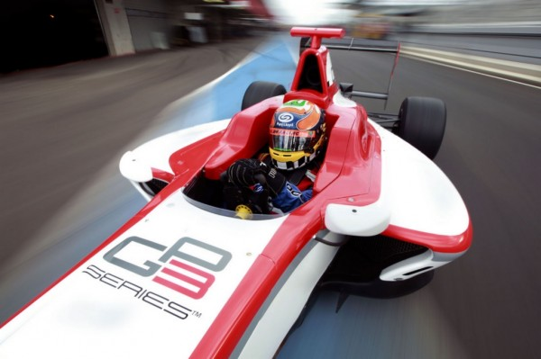GP3 Series 600x399 at The Long Road from Karting to Formula One