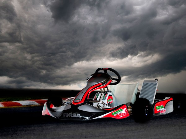 Kart Racing 600x450 at The Long Road from Karting to Formula One