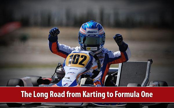 Kart Racing Wallpaper at The Long Road from Karting to Formula One