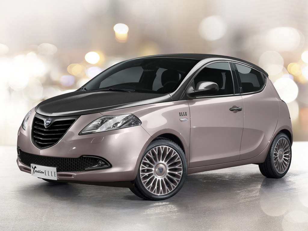 geneva 2014 lancia ypsilon elefantino elle concepts. Black Bedroom Furniture Sets. Home Design Ideas