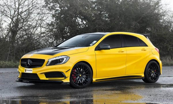 Mulgari Mercedes A45 AMG 0 600x361 at Mercedes A45 AMG Project 45 by Mulgari & RevoZport