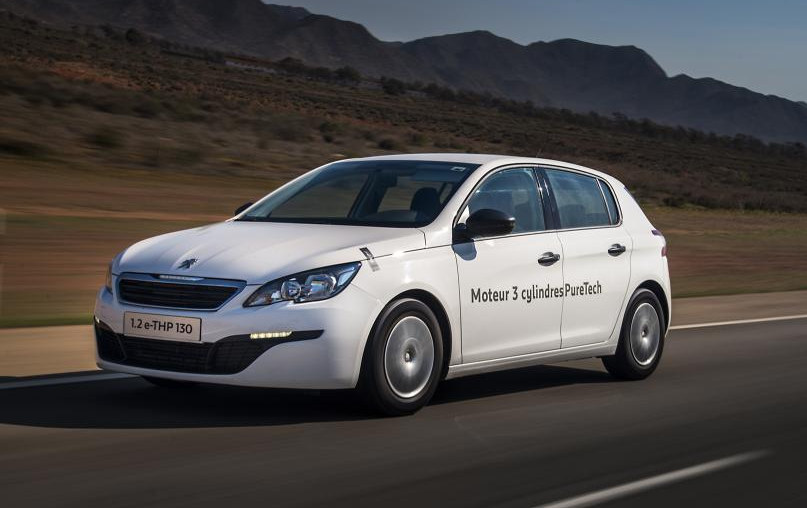 peugeot 308 puretech records 99 mpg. Black Bedroom Furniture Sets. Home Design Ideas