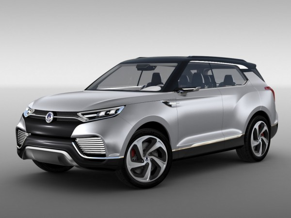 SsangYong XLV Concept-1