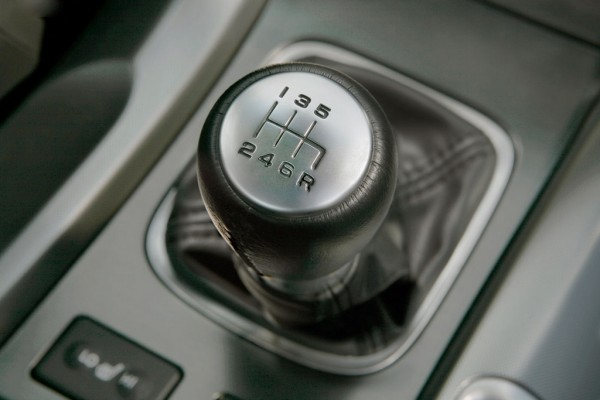 The manual gearbox