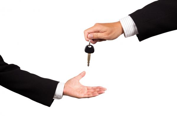 classic car key