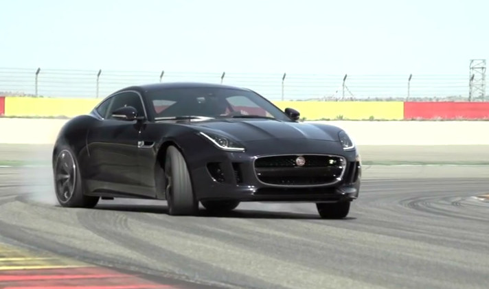 What Chris Harris Thinks Of Jaguar F Type R Coupe
